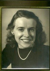 Marguerite in her 20s