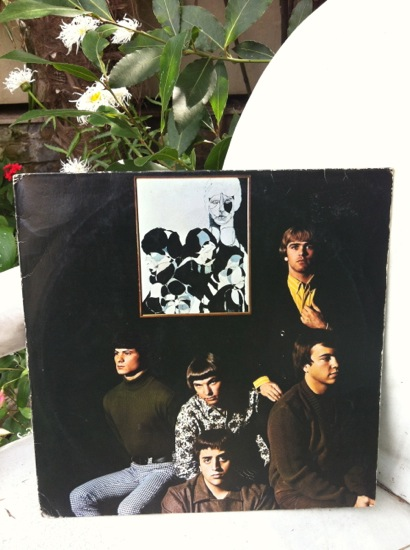Electric Prunes EP cover