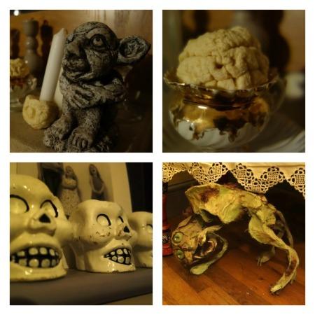 halloween-y items