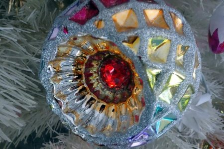 close up bauble