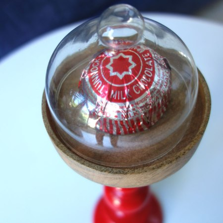The Tunnock's teacake