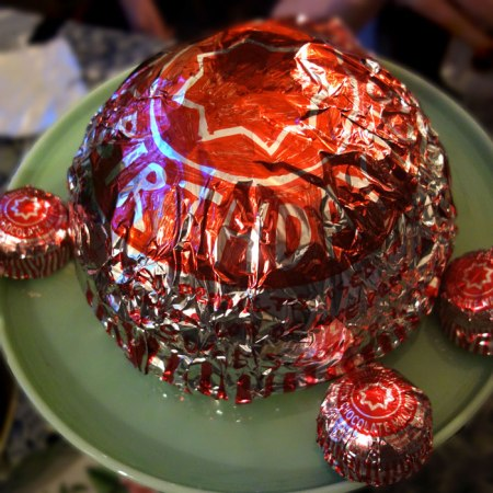Giant Tunnock's Teacake